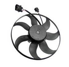 Audi VW Auxiliary Fan Passanger Right O.E.M CONTINENTAL VDO A2C59511340 NEW