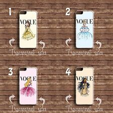DISNEY VOGUE MAGAZINE PRINCESSES PHONE CASE COVER IPHONE AND SAMSUNG MODELS