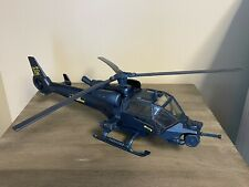 New listing blue thunder helicopter toy vintage / collectible movie