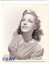 Anne Gwynne busty 1944 VINTAGE Photo