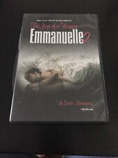 EMMANUELLE 2 - THE JOY OF A WOMAN DVD SYLVIA KRISTEN NOT RARED 91 MINUTE VERSION