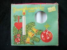 Vintage Box Christmas Candles 4 inch contains 11 Baumkerzen