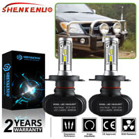 Car LED H4 9003 Headlight Bulbs High Low Beam For Holden Rodeo 2001 2002 2000