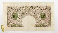 1940-1948 Great Britain Bank of England 10 Shillings (VF+)  Condition