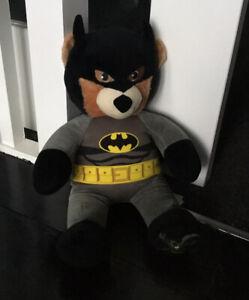 Build A Bear Marvel Batman