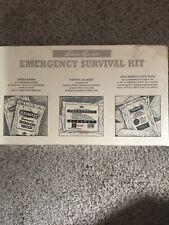 Vintage Eddie Bauer Survival Kit Sealed