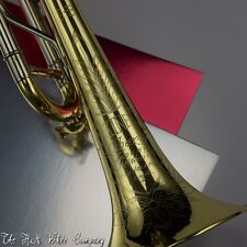 King H. N. White 2B Liberty Model  Trumpet One-Piece Bell!
