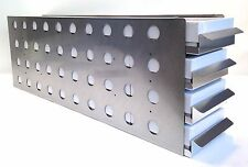 Thermo Scientific Freezer Sliding Drawer Rack 5 Drawers 25 Box/Rack with Boxes!