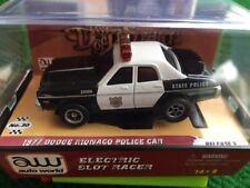 Nos 07 Autoworld Xtraction Ultra G Duke's Monaco Police Car Ho Slot Car fits Afx