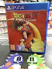 Dragon Ball Z Kakarot Ita PS4 USATO GARANTITO