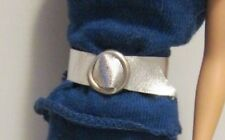 Vtg 1969-73 Barbie Silver Belt/Purse*Finishing Touches PAK/Fashion Accents #1521