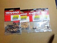 ( 4 Bags), Traxxas Super Duty Long Glow Plug  # 3232x,(2), # 1985, # 5347, NEW