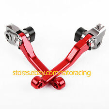 For Honda CRF 250R/450R 2007-2017 Pivot Racing Brake Clutch Levers Set 2016 2015