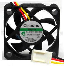 Sunon  40mm x 40mm x 10mm HA40101V4 Super Silent MagLev Vapo-Bearing Fan, 3Pin