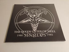 venom the seven gates of hell singles record black metal