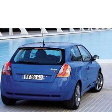 Fiat Stilo 01-07 3-Türer Stoßfänger hinten in Wunschfarbe lackiert, NEU!
