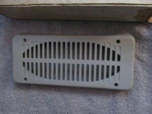 nos rear speaker grille stereo chevrolet pickup blazer gmc 82 83 84 85 86 87 ck