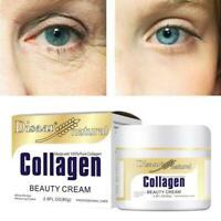 Collagen Power Lifting Cream 80g Gesichtscreme Hautpflege Whitening Anti Falten
