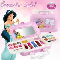 Make-up Spielzeug Mädchen Beauty Kinder Friseur Kosmetik Schminkset Geschenk Set