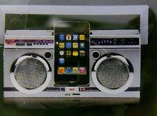 Eco Mini Boombox Speakers FN-GD9060