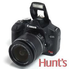 Canon Eos Rebel T1i 500D 15.1 Mp Aps-C Digital Slr Camera w/18-55mm Is Lens