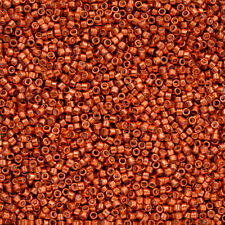 Toho 11/0 perline seme di tesori ZINCATO ZAFFERANO TT-01-562 7.8 G (Q71/7)