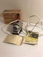 Vintage Oster Scientific I Swedish Style Massager Model 126-01 Handheld Personal