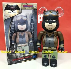 Medicom Be@rbrick DC Knightmare Batman v Superman Dawn of Justice 400% Bearbrick