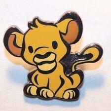 Disney Parks Pin Cute Characters Stylized Cartoon Mystery Simba Lion King