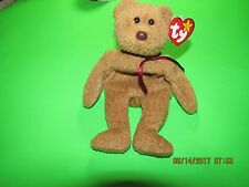 RARE TY RETIRED BEANIE BABY CURLY 1996 NWT TAG ERRORS