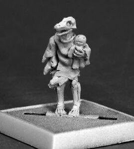 2 x ATTIC WHISPERER - PATHFINDER REAPER miniature rpg jdr d&d metal doll 60125