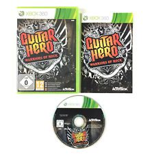 Guitar Hero : Warriors of Rock Xbox 360 Jeu