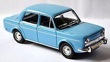 Simca 1000 Limousine 1961-68 azul Blue 1:43