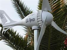 l'énergie éolienne, générateur, iSTA Breeze 500© 12V, marine, turbine, neuve