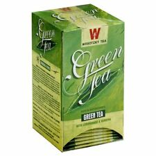 SweetGourmet Wissotzky Green Tea With Ginger & Lemongrass, 20TB FREE SHIPPING!