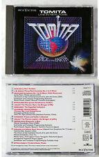 TOMITA Live In New York .. 1988 RCA CD TOP