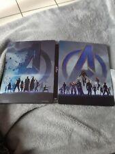 blu ray steelbook avengers endgame 3D
