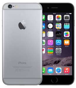 Original Unlocked Apple iPhone 6 Plus - iOS 64GB 4G LTE Gray Silver Golden