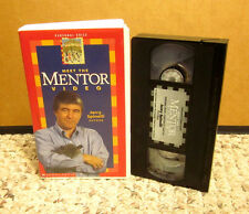 PERSONAL VOICE Jerry Spinelli author biography VHS Meet The Mentor 1996