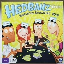 Hedbanz For Adults Board Game Spinmaster Headbandz Headbands Family Friends