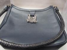 Barry-Kieselstein-Cord Alligator Leather Handbag Purse Vintage