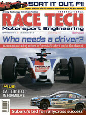 Race Tech Motorsport Engineering Magazine September 2018