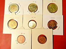Finland * 1 cent - 2 Euro* 2005  *8 - coins *UNC  coins*Rare**REA-ALE