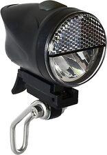 "Fahrrad LED Scheinwerfer Contec""HL-2000 B"" 40 L USB mit Lithium-Ionen-Akku 01522"