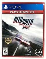Need for Speed Rivals: Hits Playstation 4 [Brand New] PS4 Sealed Free Shipping