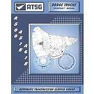 Dodge A500 A518 A618 44RH 46RH 47RH ATSG  MANUAL  Rebuild Transmission Guide