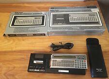 Vtg Tandy Radio Shack TRS-80 Pocket Computer Repair  or parts