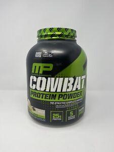 MusclePharm Combat Protein Powder, 5 Protein Blend, Vanilla, 4 Pounds 1814g