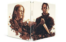 Halloween 1978 4K, BLU-RAY & DIGITAL BEST BUY STEELBOOK **SEALED**