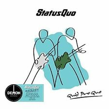 Status Quo - Quid Pro Quo (2016) Limited 180g White Vinyl 2lp SPEEDYPOST